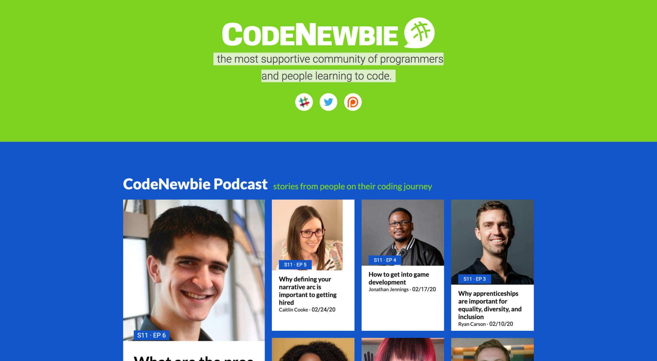 12 Best Web Design Podcasts for 2020