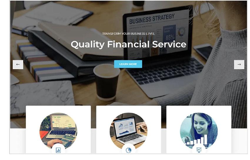 18+ Best Financial & Investment Company WordPress Themes (Premium & Free)