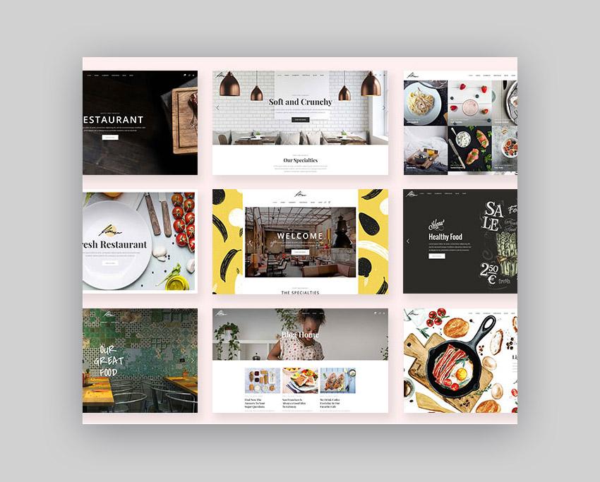 25+ Best Restaurant WordPress Themes: With Premium Responsive Designs