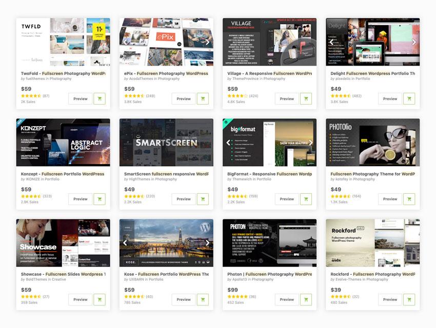 25 Best Full-Screen WordPress Themes for 2020 (Free & Premium)