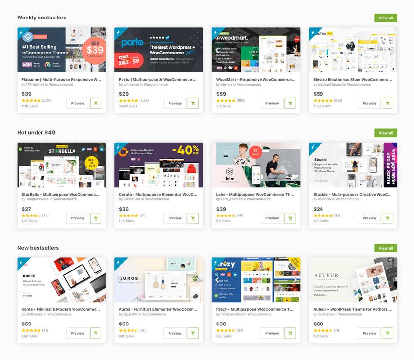 20+ Jewelry WordPress Themes for WooCommerce Websites