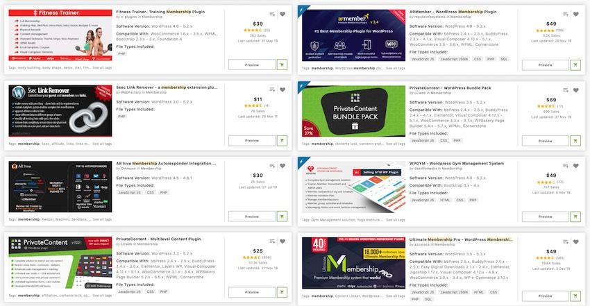 22 Best Membership Plugins for Your WordPress Site