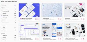 20 Figma UI Kits for Designers