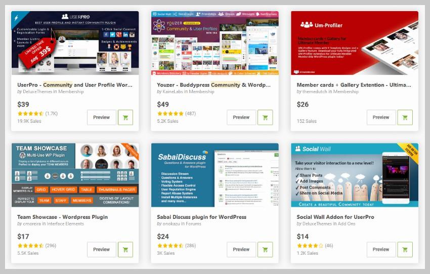 12 Best WordPress Community Plugins for 2020