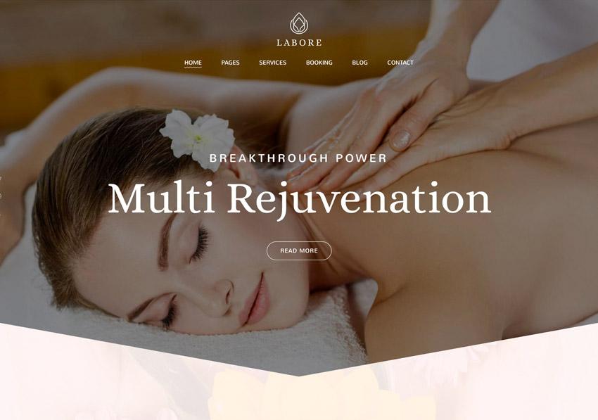 25+ Best Spa & Beauty Salon WordPress Themes for 2020 (Free & Premium)