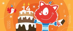 SmashingConfs, Inspiring Talks And Birthday Cake