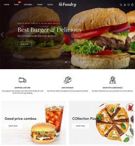 17+ Best Shopify Themes for Restaurants (Free & Premium)